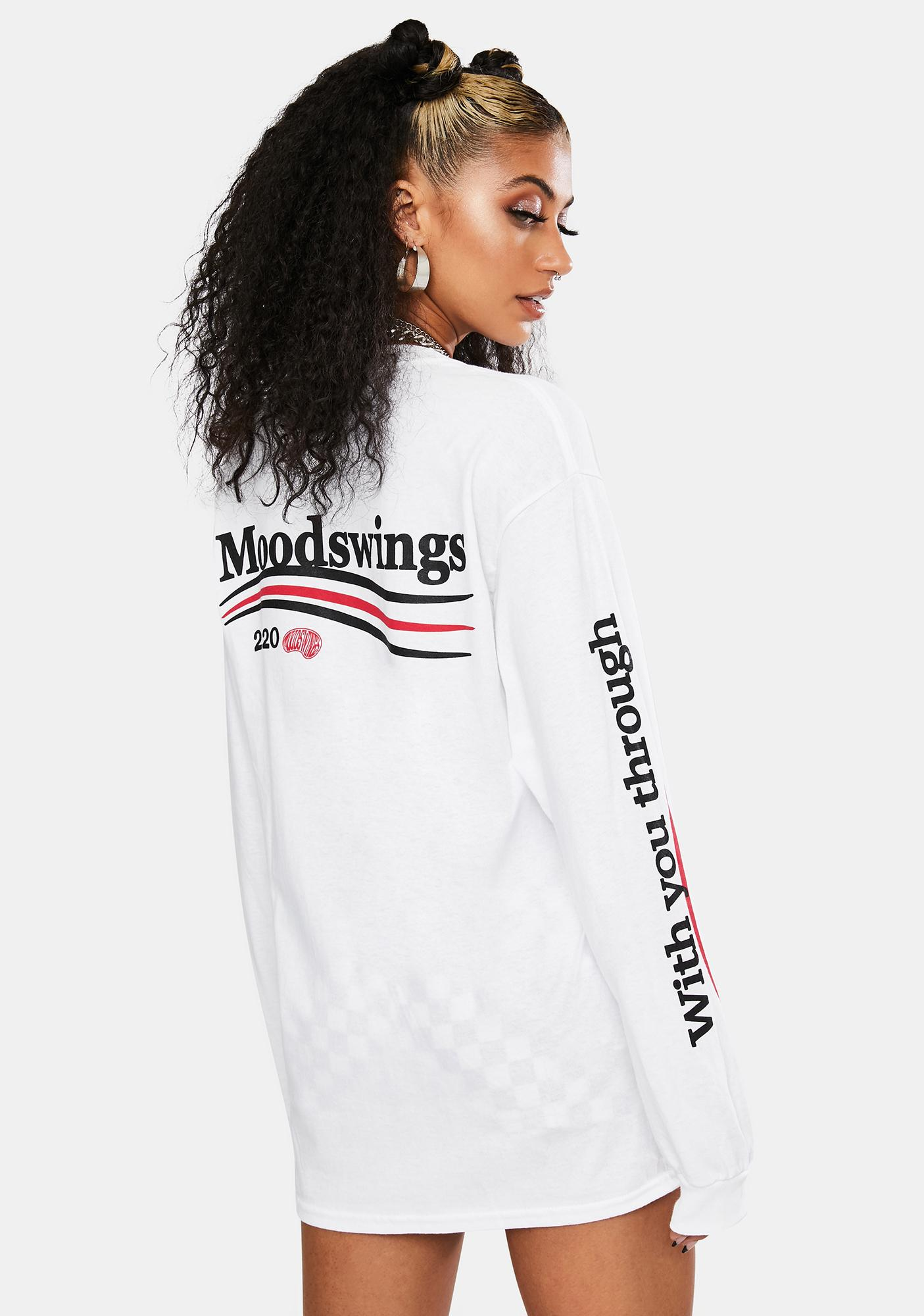 MOODSWINGS 20 20 Vision Graphic Tee