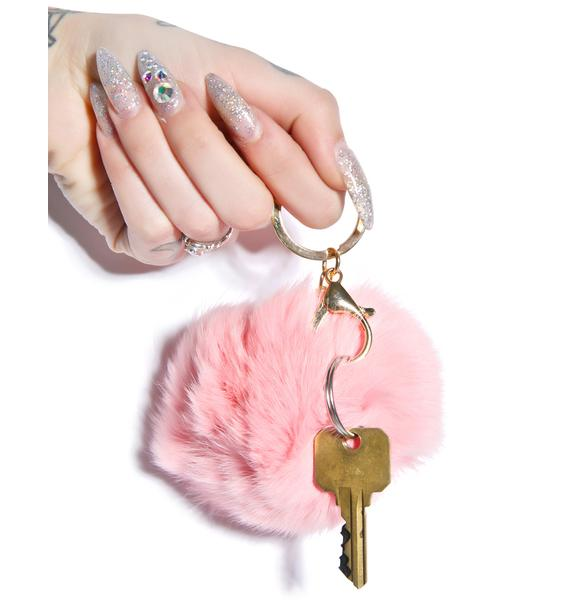 Puff 'N' Stuff Keychain