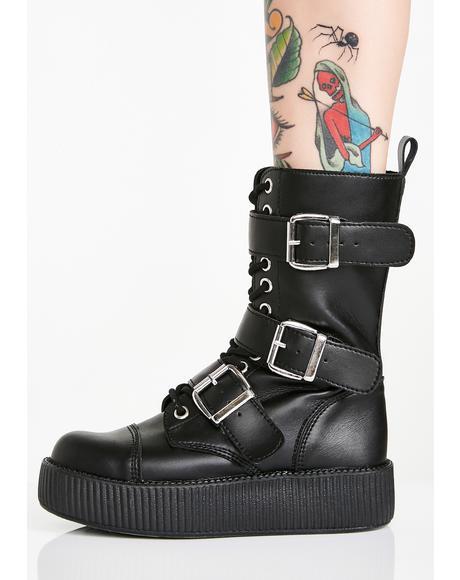 Viva Mondo Creeper Boots