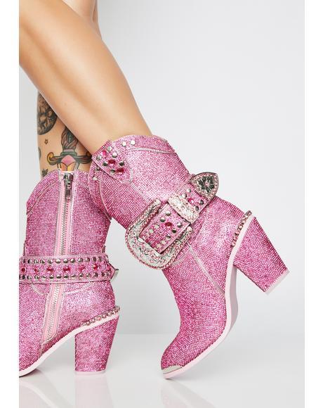 Sheriff Shine Cowboy Boots