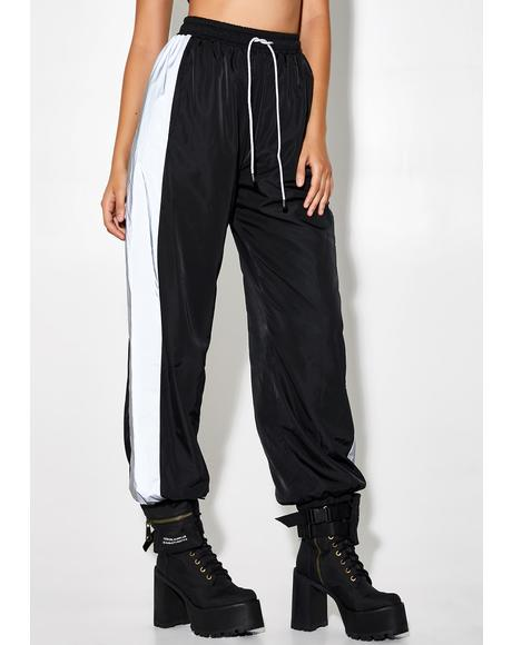 Run The Game Track Pants