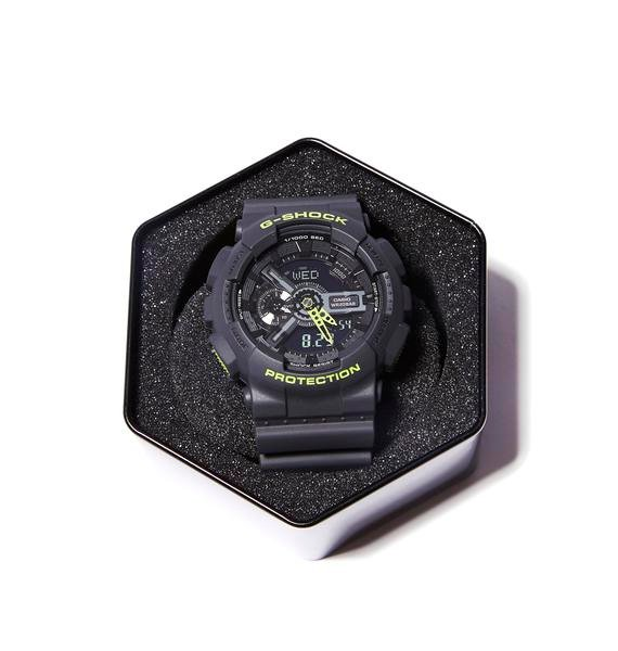 G-Shock Neon Night GA-110 Series Watch