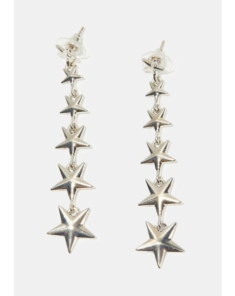 Starlet Spotlight Drop Earrings
