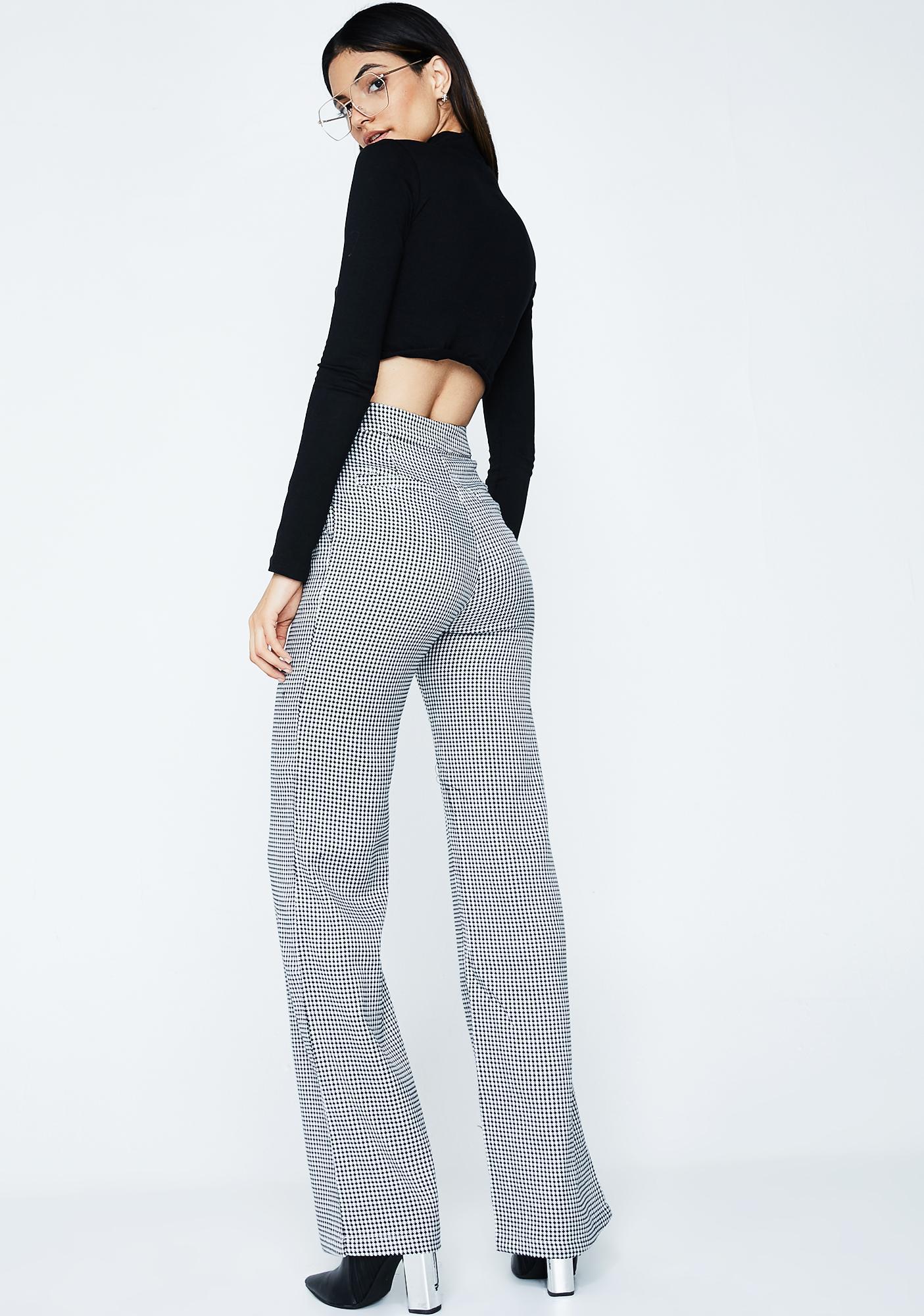 Zero Desire Flare Pants