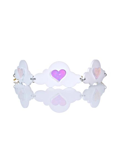 Dreamy Love Cloud Choker