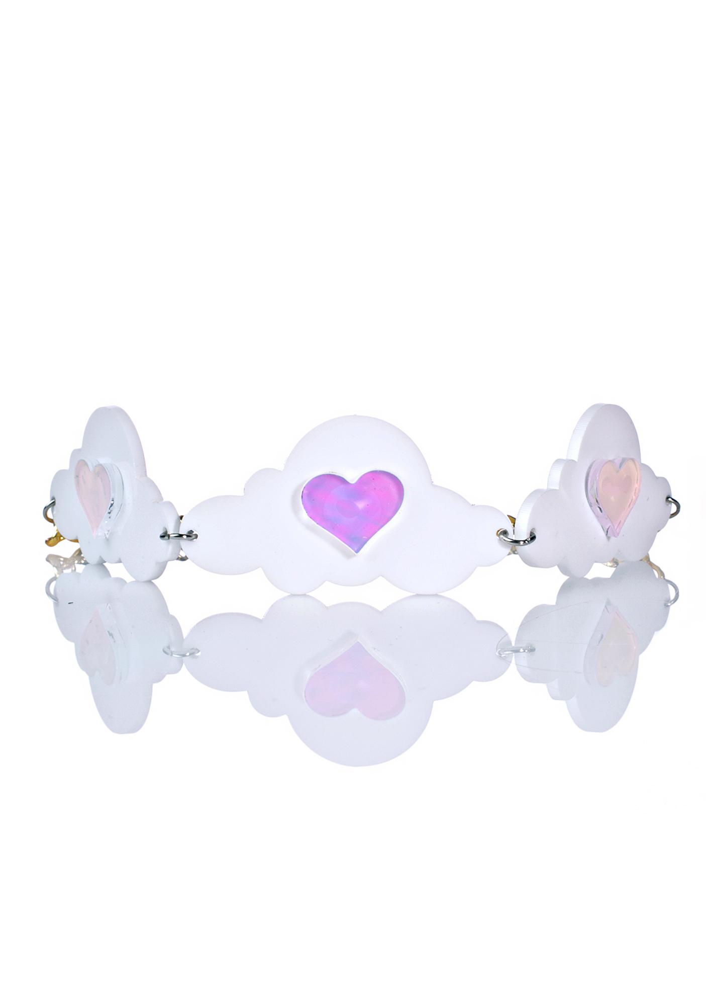 Marina Fini Dreamy Love Cloud Choker