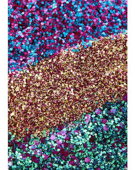 Spooky Sparkles Bio Glitter Set