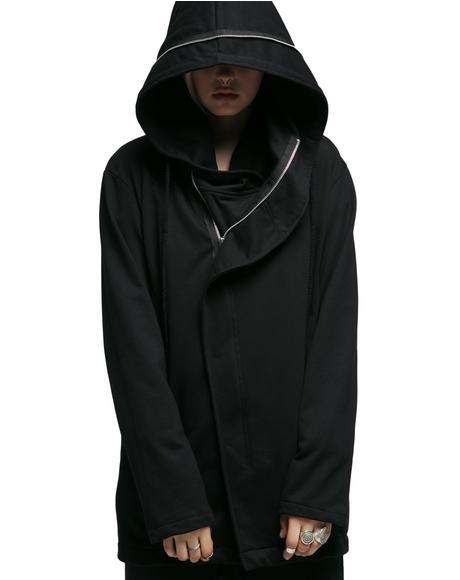 Gonzo Hooded Coat