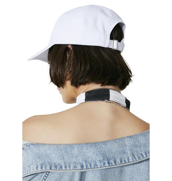Petals and Peacocks Babe Sport Dad Hat