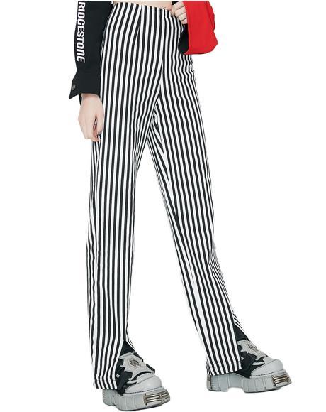 Lifeline Striped Pants