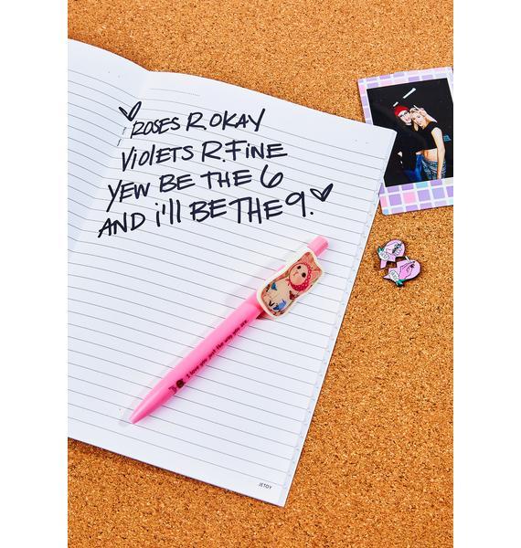 Jetoy Choo Choo Friends Notebook