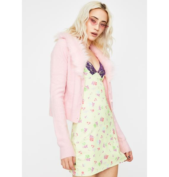 O Mighty Butter Flower Power Cami Dress
