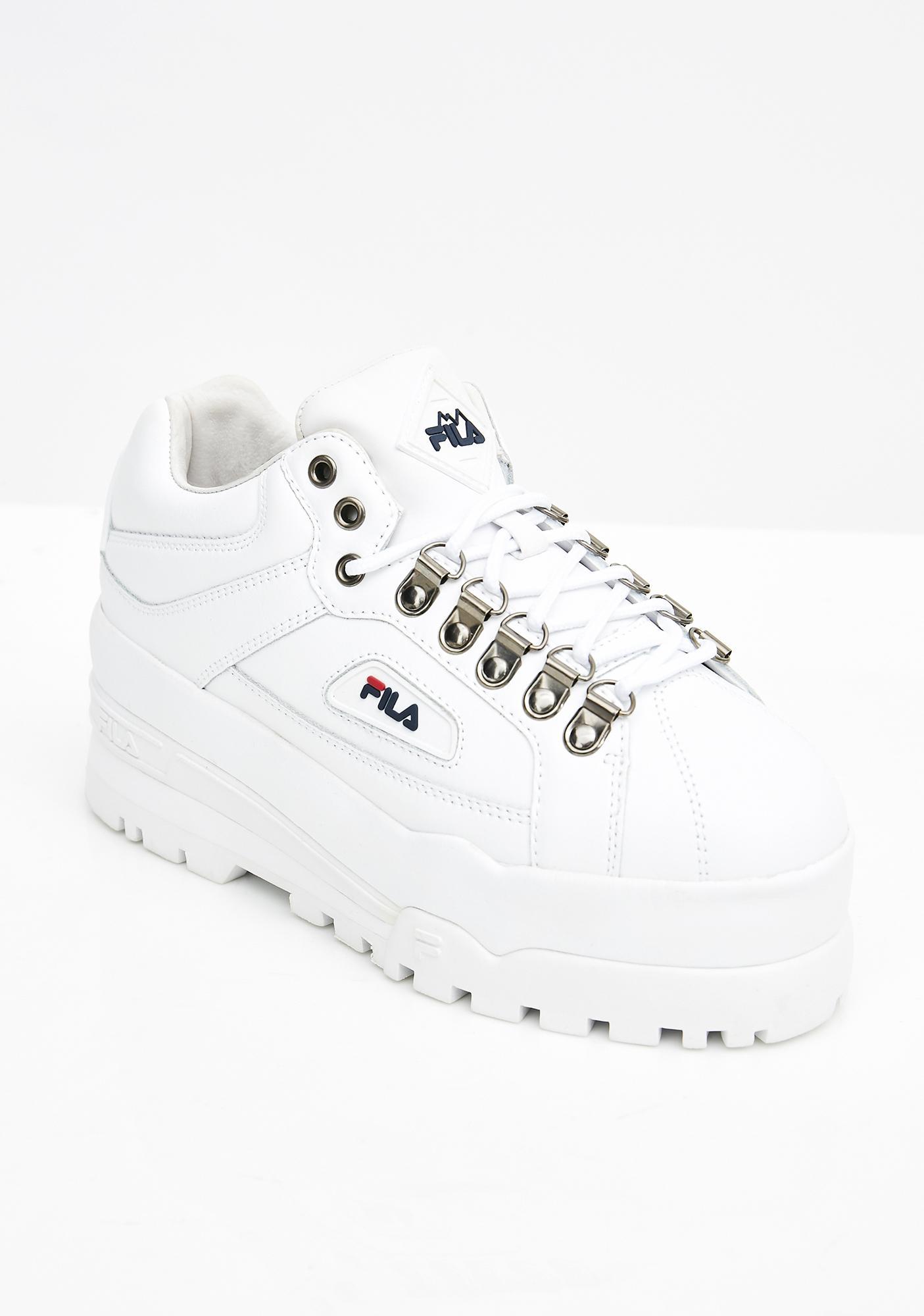 19f55967215f Fila Icy Trailblazer Wedge Sneakers · Fila Icy Trailblazer Wedge Sneakers  ...