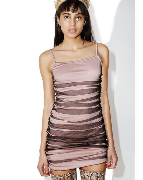 Gimme Honesty Mini Dress