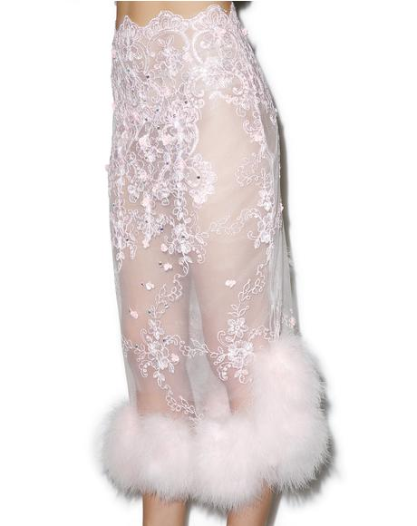 Pink Bubblegum Skirt