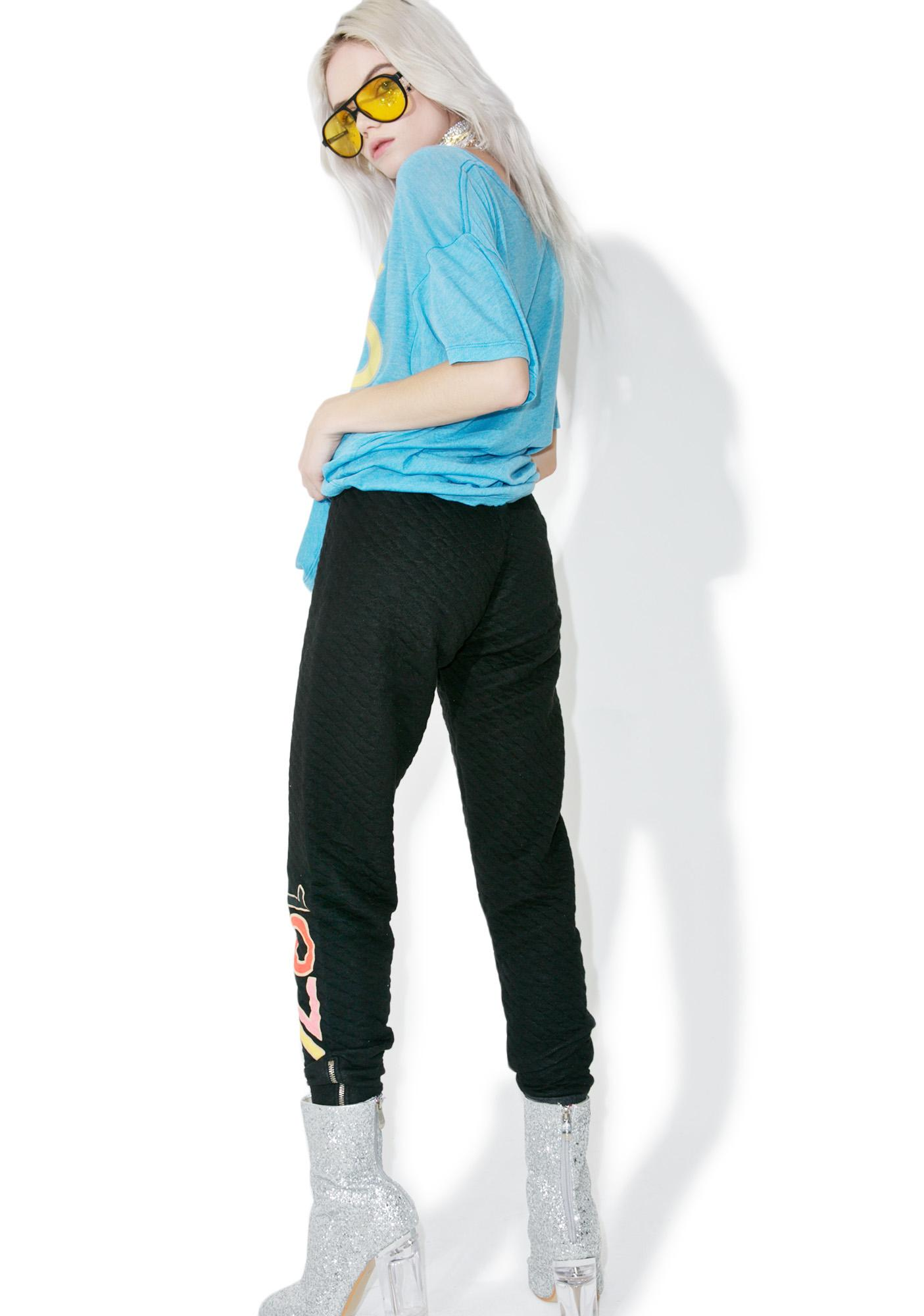 Wildfox Couture 1976 Bottoms Fame Joggers