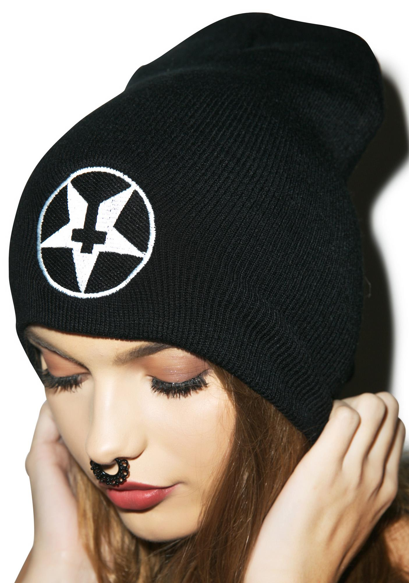 Hellstar Logo Beanie