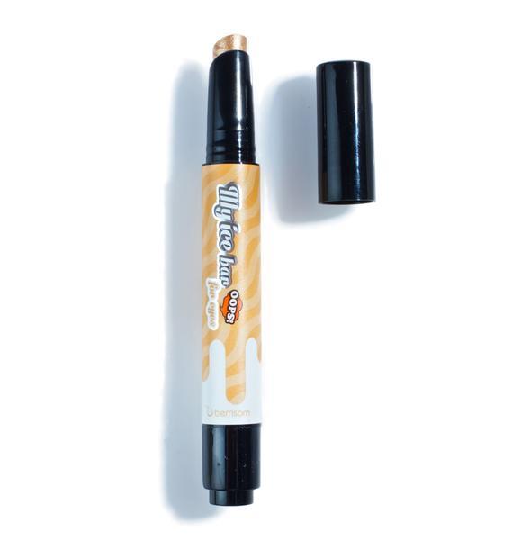 Caramel Walnut Glitter Eyeshadow Stick