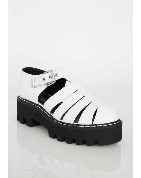 Head Rush Chunky Sandals
