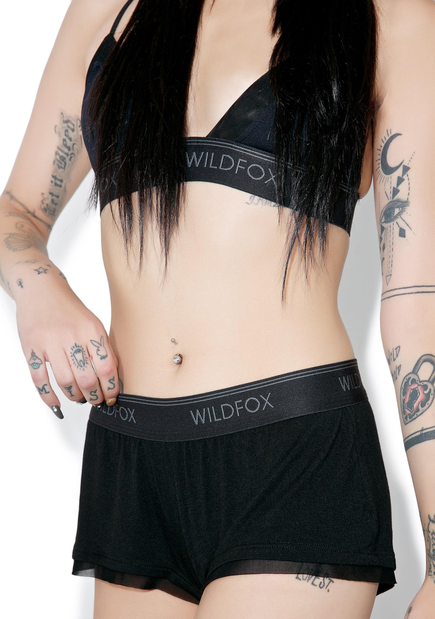 Wildfox Couture Sleep Shorts