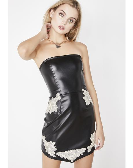 Deviant Seduction Mini Dress