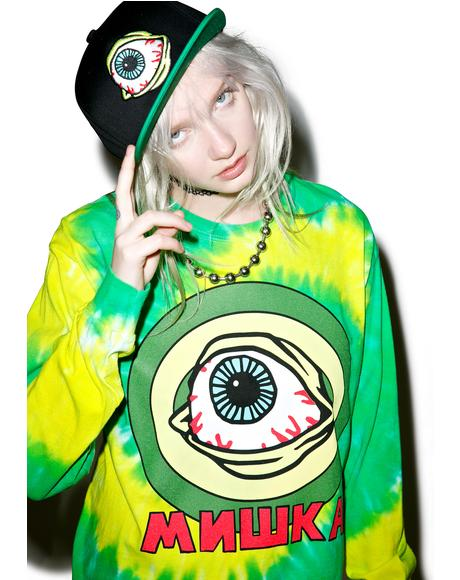 Sick Sad Keep Watch Longsleeve Tee