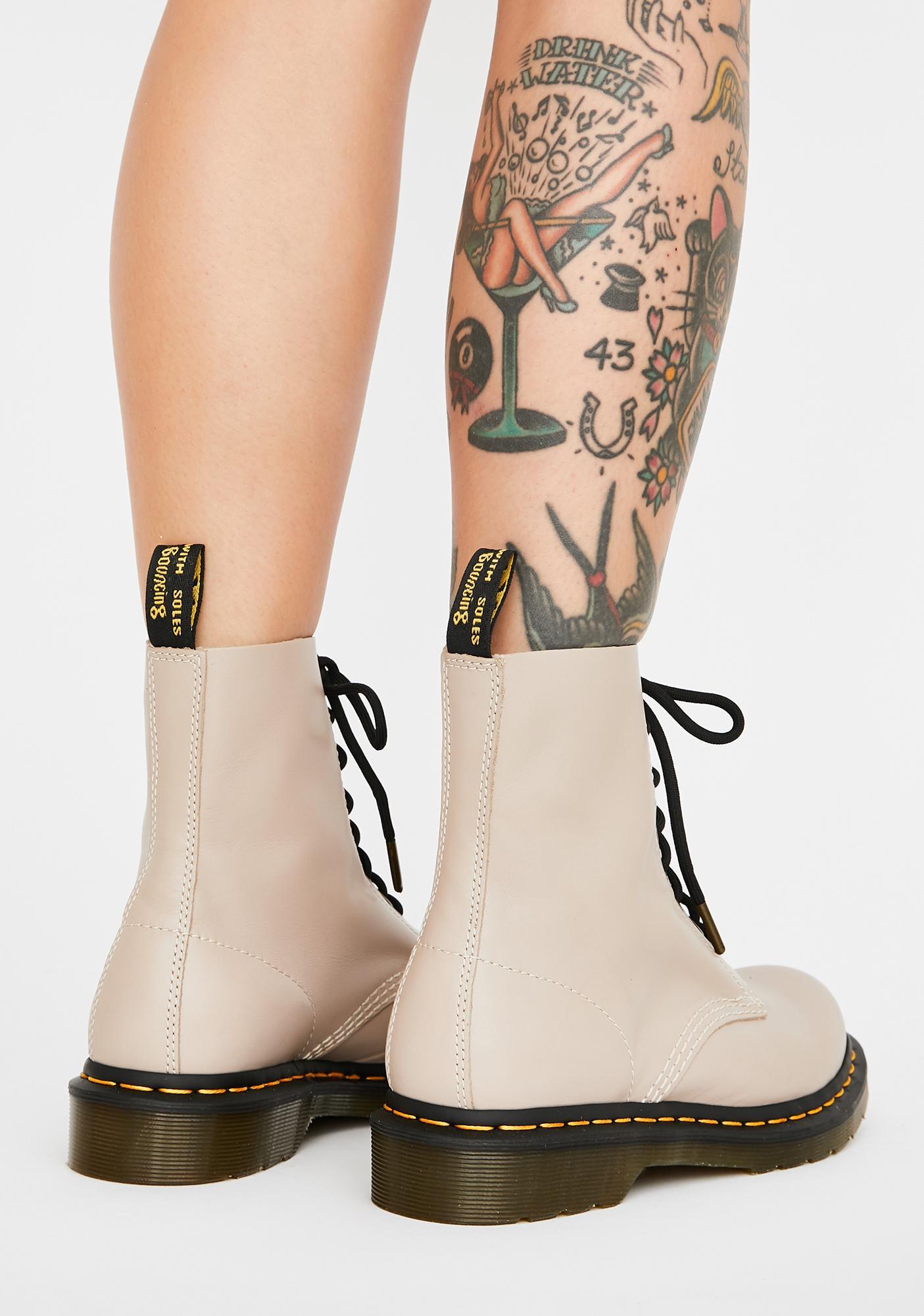 Dr. Martens 1460 Pascal Wanama Boots