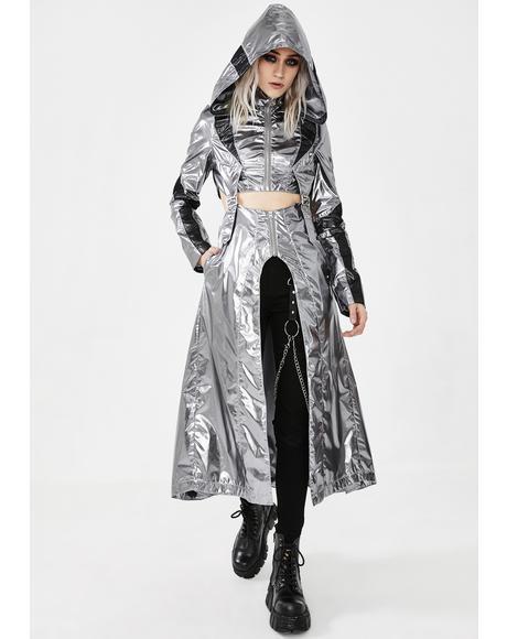 Cosmic Warrior Glossy Coat
