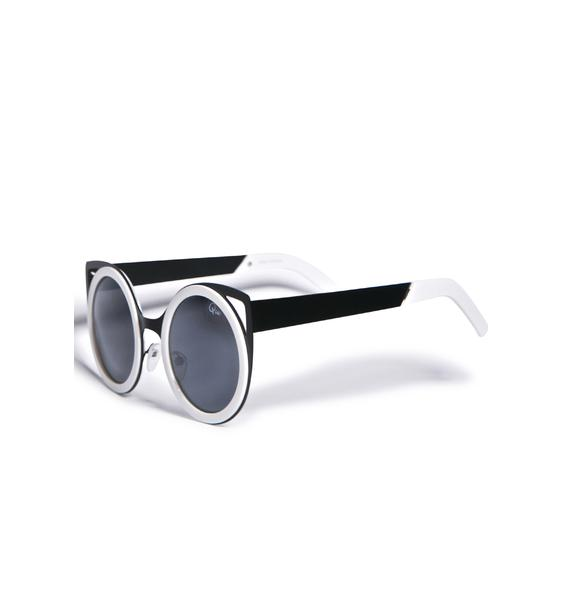 Quay Eyeware Let's Dance Sunglasses