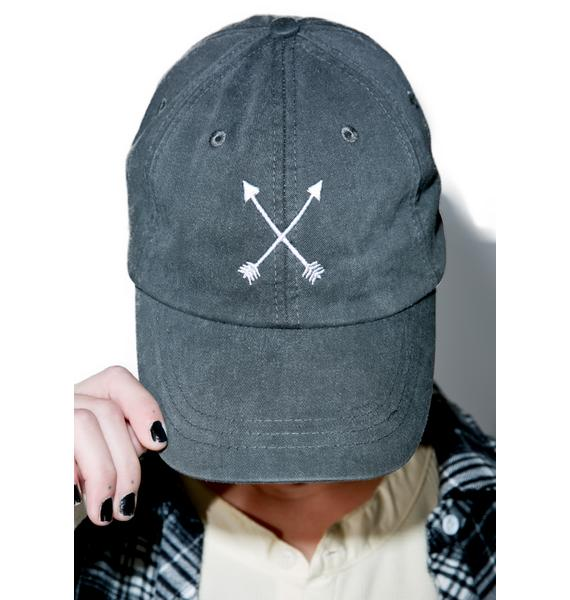GirrlScout Give Em Hell Dad Hat