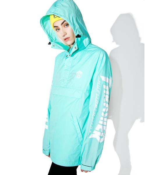 HUF X Thrasher TDS Packable Anorak