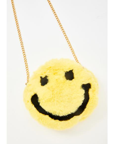 Sunny Furever Happy Shoulder Bag