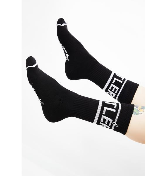 40s & Shorties x Hustler Stash Socks