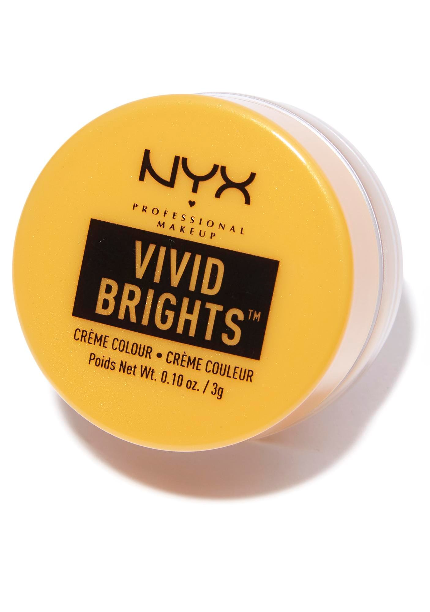 NYX Light Show Vivid Brights Creme Colour