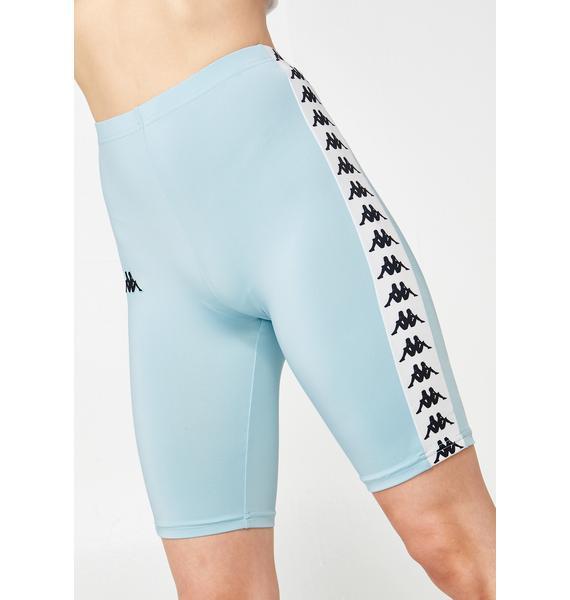 Kappa Berry 222 Banda Cicles Biker Shorts