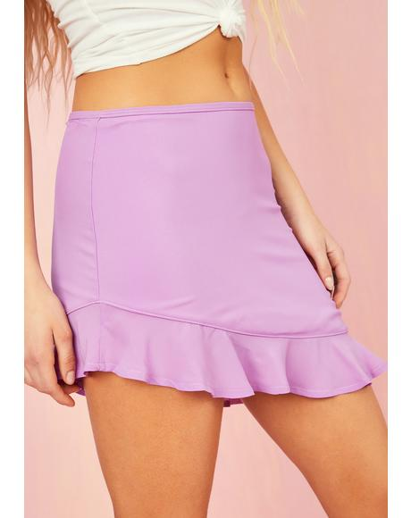 Pixie Penthouse Hottie Mini Skirt