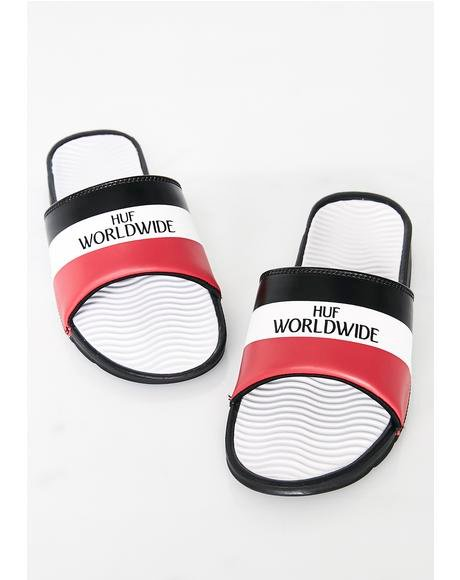 Worldwide Slides