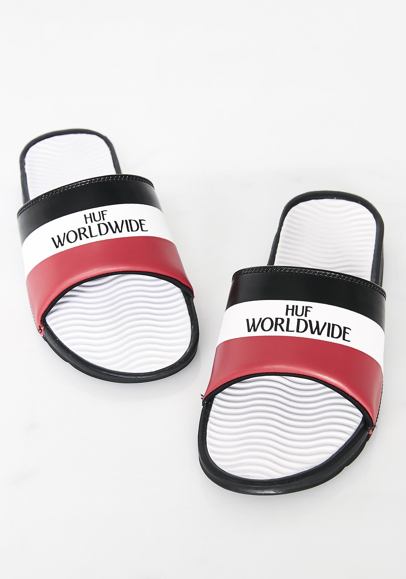 HUF Worldwide Slides