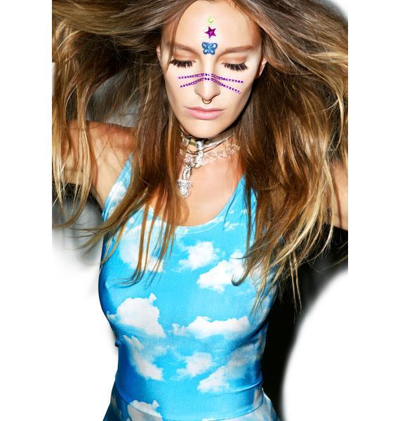 Head In Da Cloudz Dress