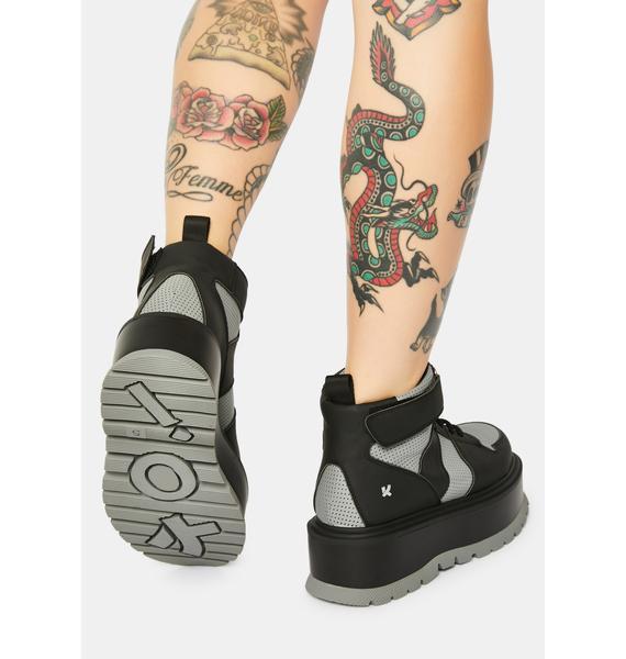 Koi Footwear Electro Current Platform Boots