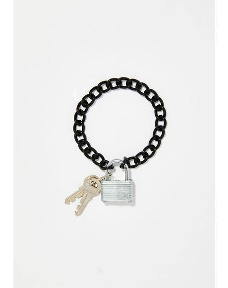 Unlocked Potential Chain Bracelet