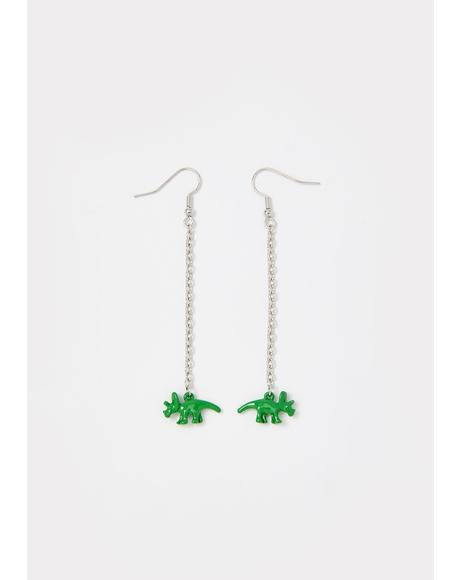 Big Friendly Giant Chain Earrings