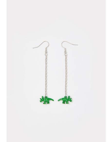 Big Friendly Giant Chain Earrings