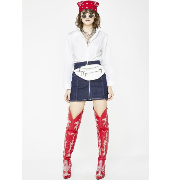 Tiger Mist Mackenzie Skirt
