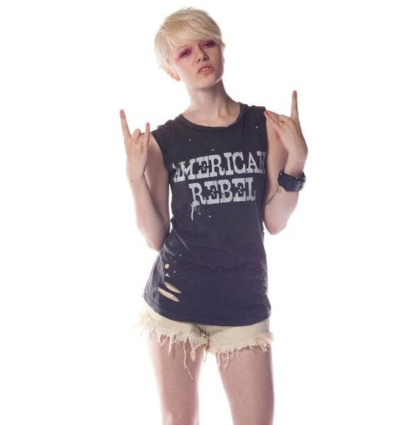 Chaser American Rebel Muscle Tee