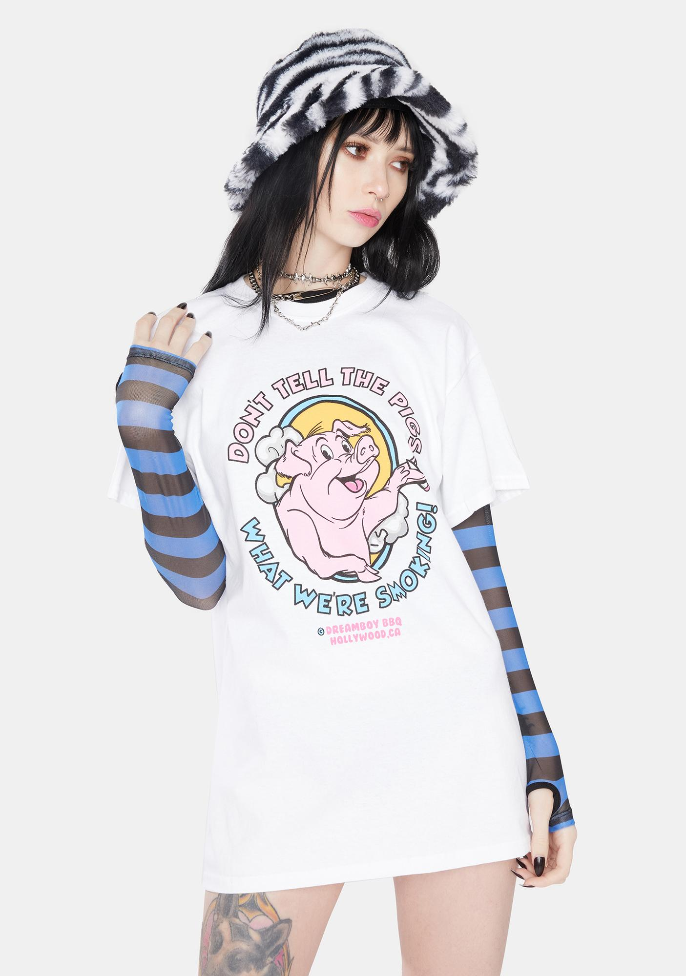 Dreamboy Pigs Graphic Tee