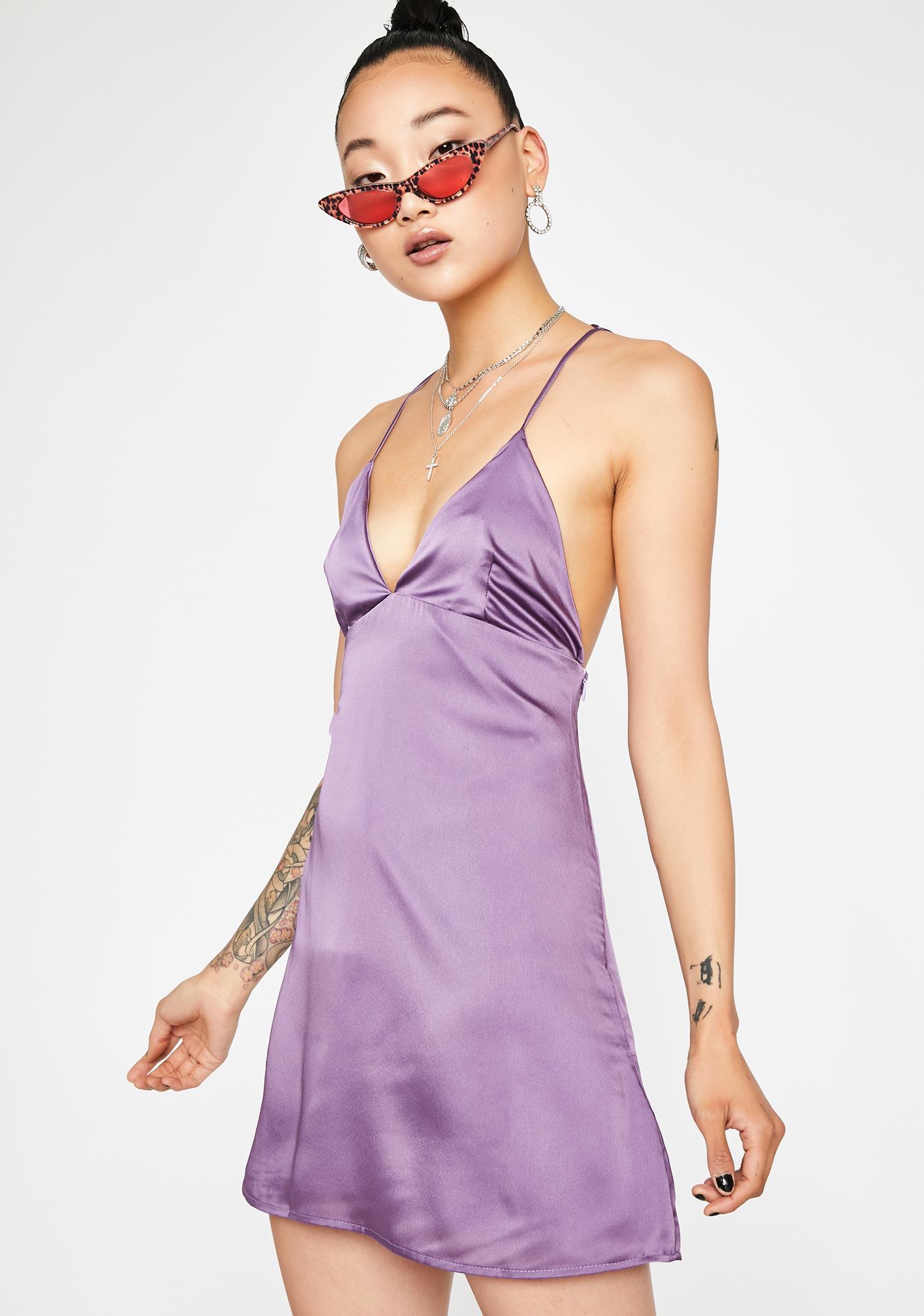 Sunday Fantasy Slip Dress