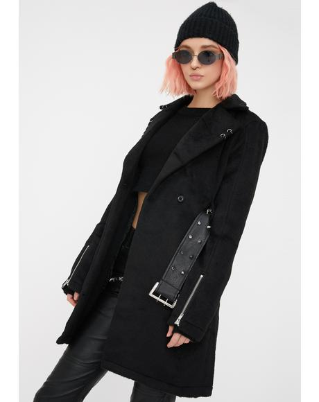 Lethia Trench Coat