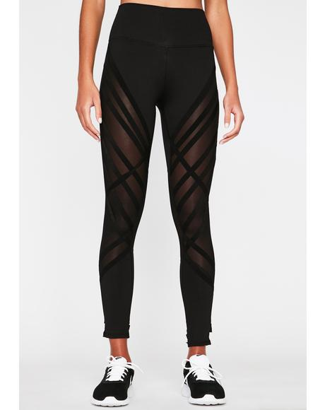 Run It Forward Sports Leggings