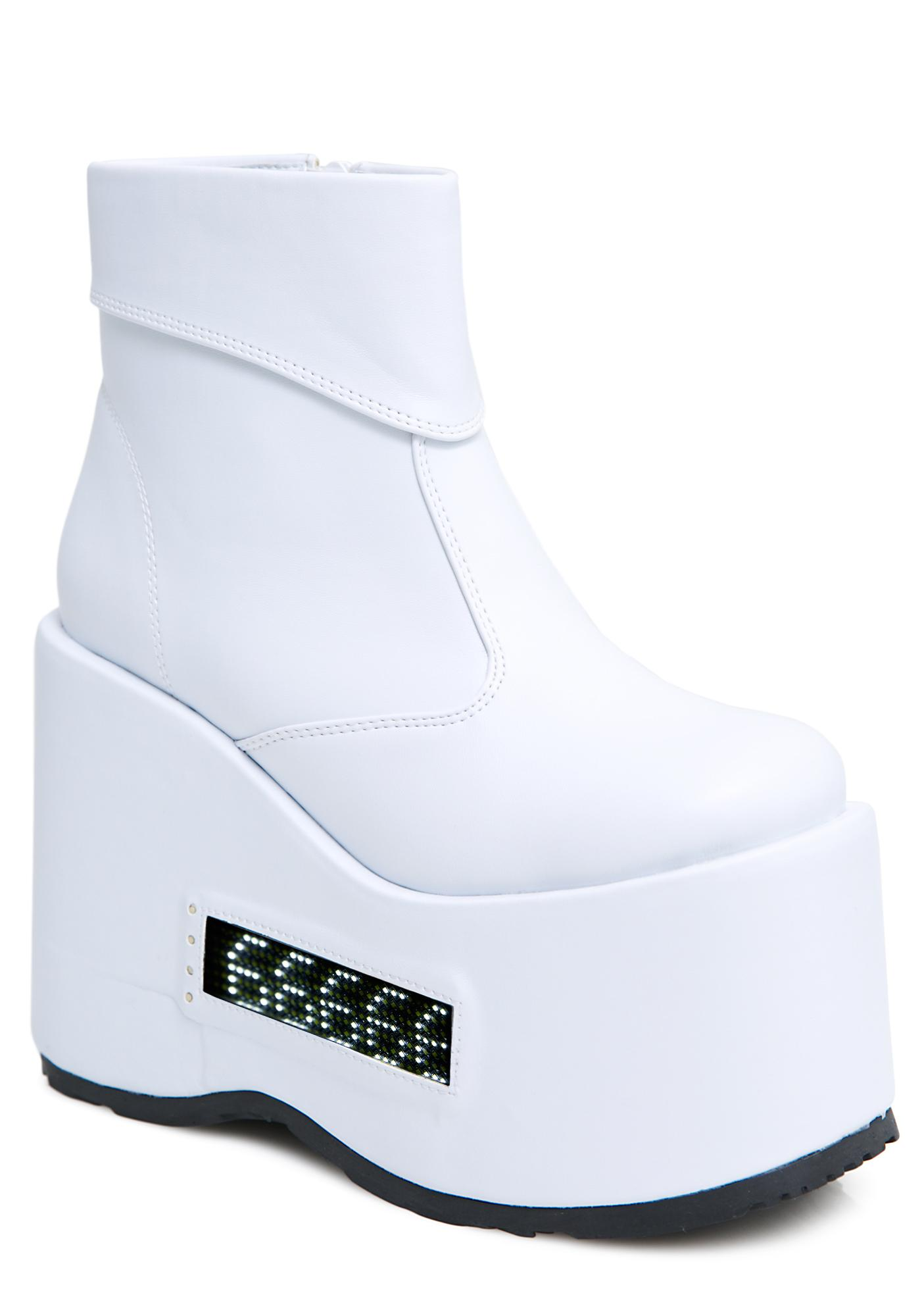 Icy Just Sayin' LED Platforms clearance comfortable clearance 2014 for sale sale online 6j4VBYmi0q